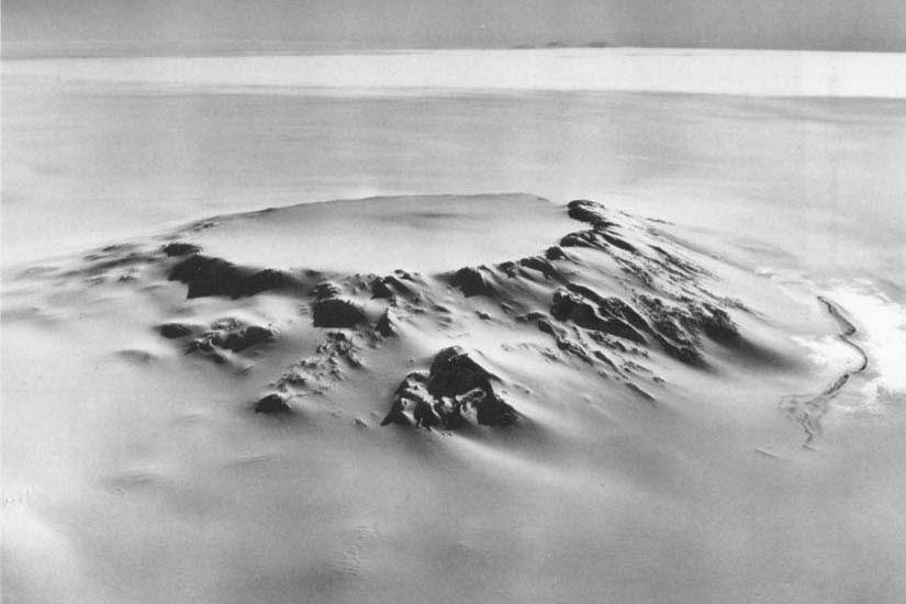 Mount Hampton Antarctica