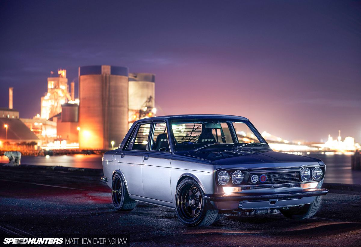A Datsun 510 With A Difference – Speedhunters