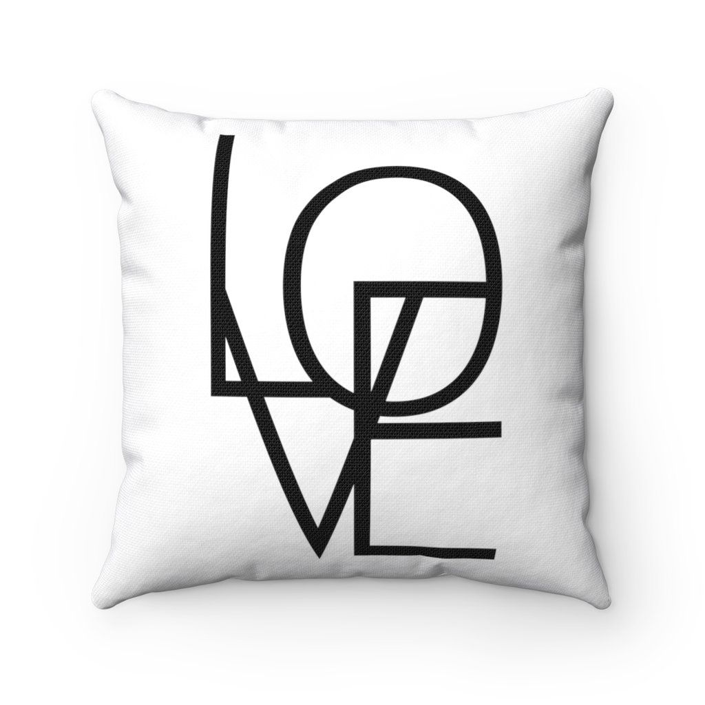 In And Out Of LOVE Pillow