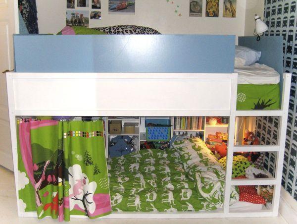 Ikea Kura Loft Bed Weight Limit