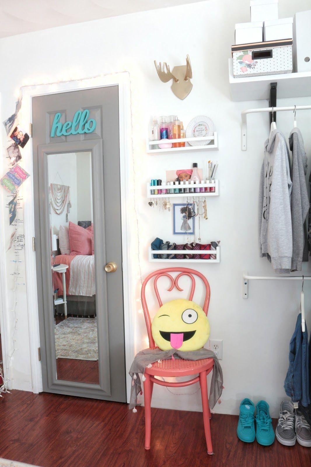 My Daughter's Room: Pre-Teen Bedroom Refresh Reveal images