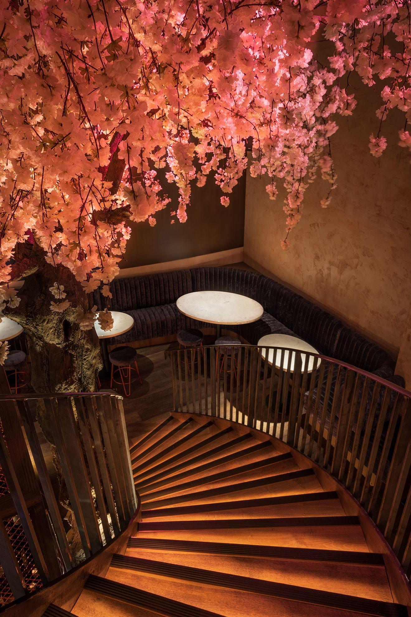 Kym S Michaelis Boyd Design Martyn White London Restaurant Interior Design Restaurant Design Asian Interior Design
