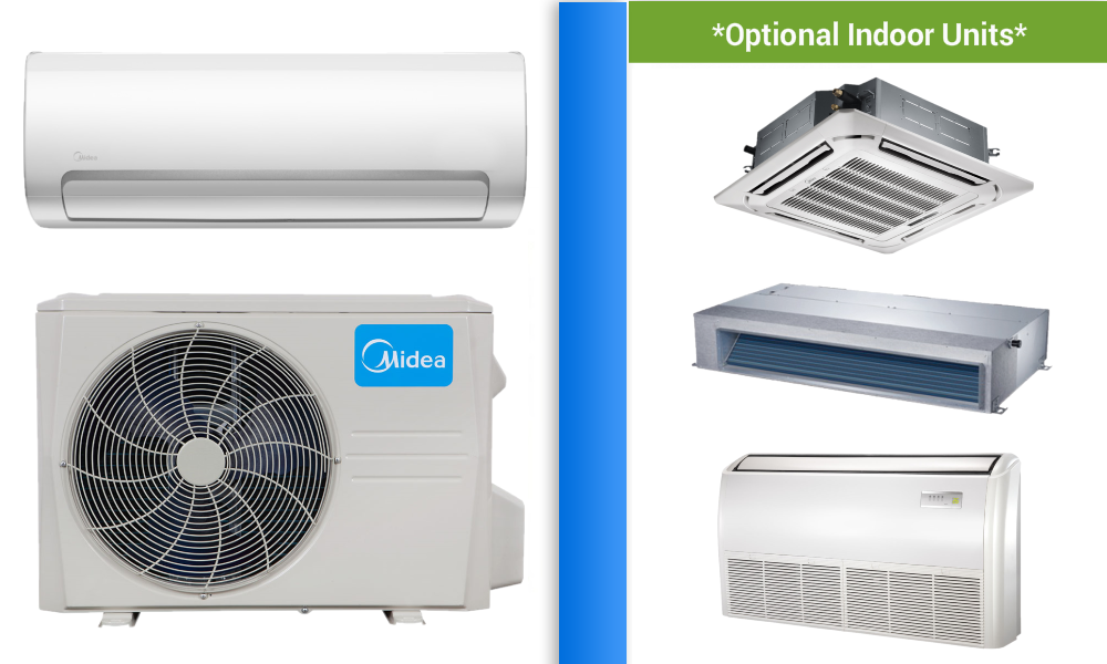 Hyper Heat Pump Air Conditioner in