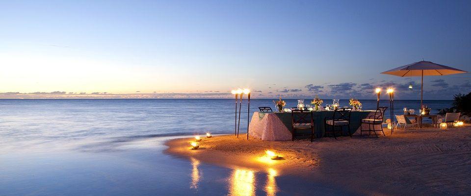 Caribbean Destination Weddings Jumby Bay Antigua Wedding Honeymoons