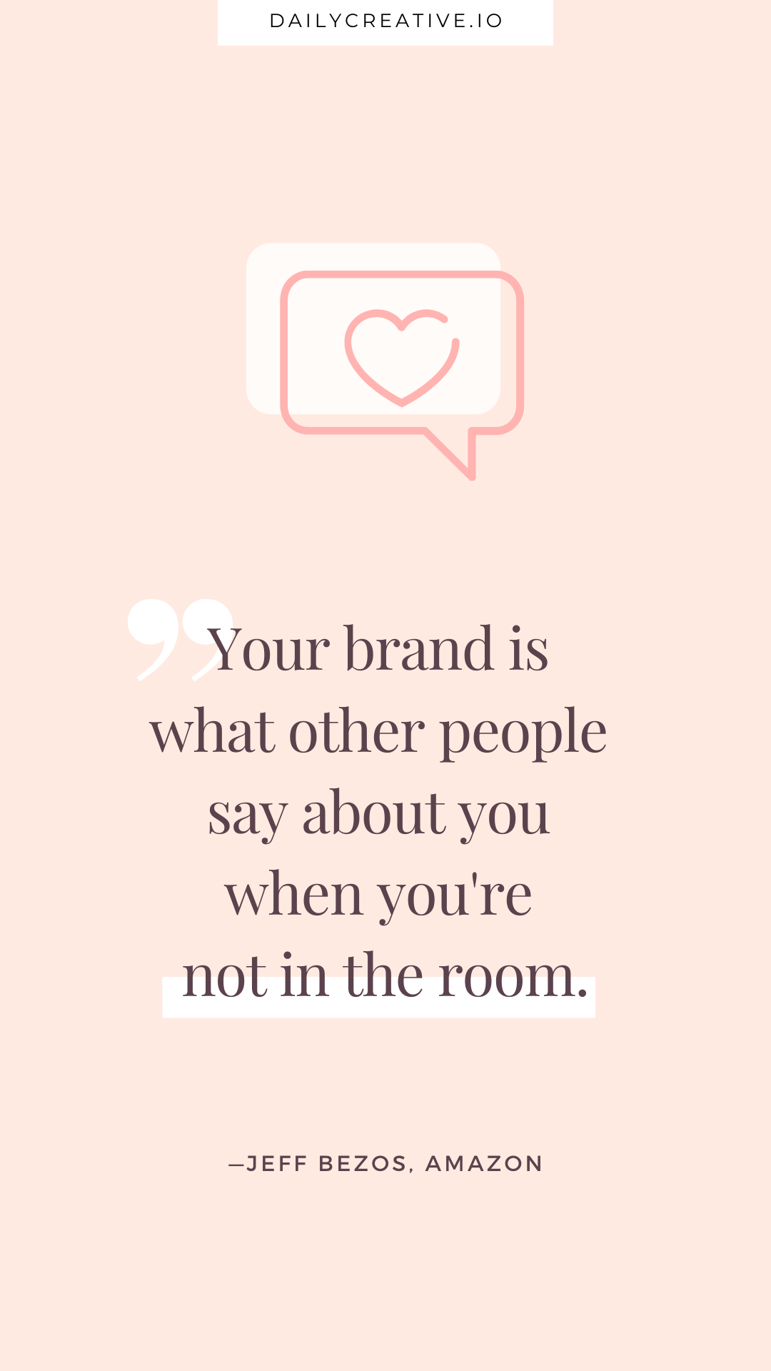 What Is A Brand And Why You Need One Branding Your Business Inspirational Quotes Branding