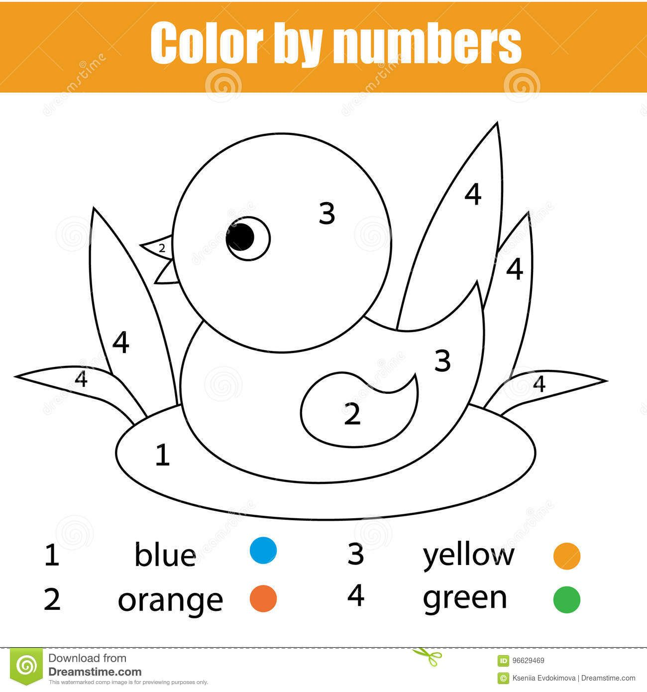 Printable Educational Coloring Pages For Kindergarten