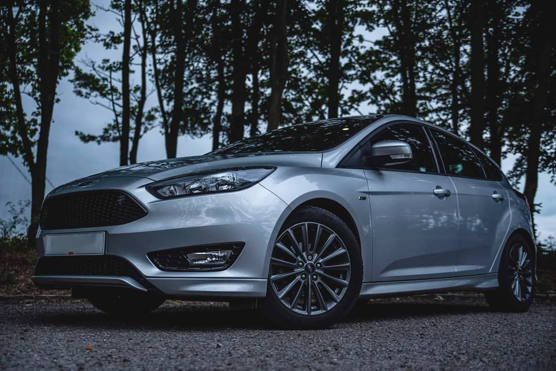 I Guess Now I Can Focus On The Road And Not Get Any Dents In This One Ford Focus Fordfocus Stline Silver C Silver Car Camera Lens Tamron