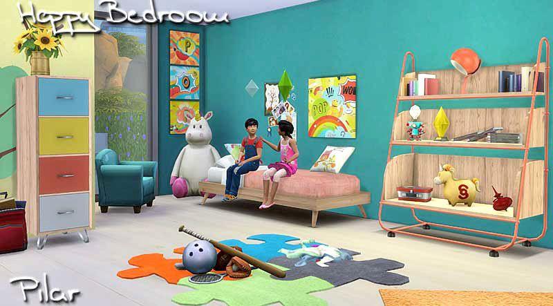 22-06-2015 Happy Bedroom ~ simcontrol.es