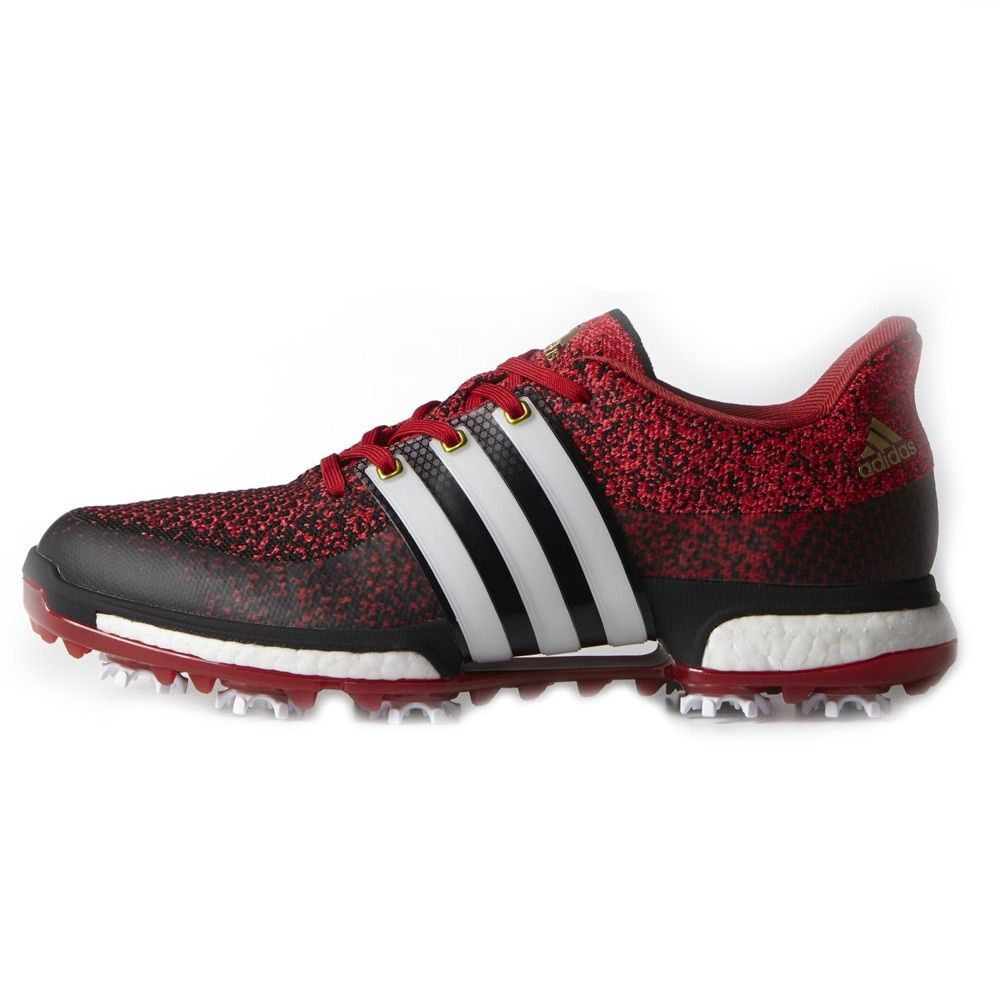 a27fe30686a7b9 Adidas Tour360 Prime Boost Golf Shoes /White/Red | Products ...