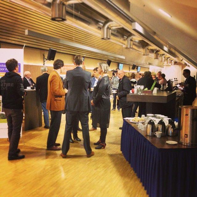 Koffie bij #cpo036 #AlmerePoort #Almere #CPO #Plankostenfonds