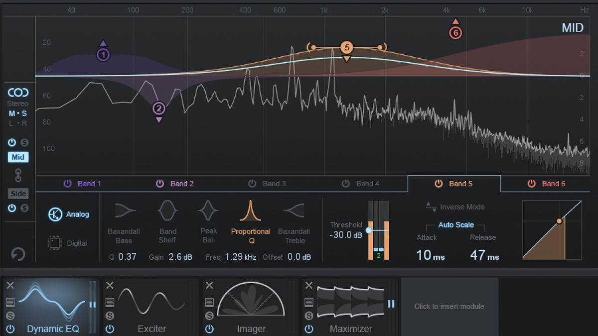 14 marvellous multiband processing plugins  These advanced devices