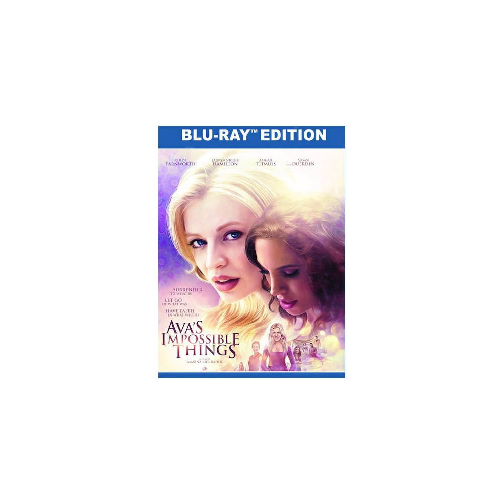 Ava's Impossible Things (Blu-ray)