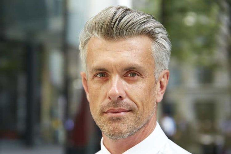25 Best Hairstyles For Older Men 2020 Styles Older Mens Hairstyles Cool Hairstyles For Men Grey Hair Men