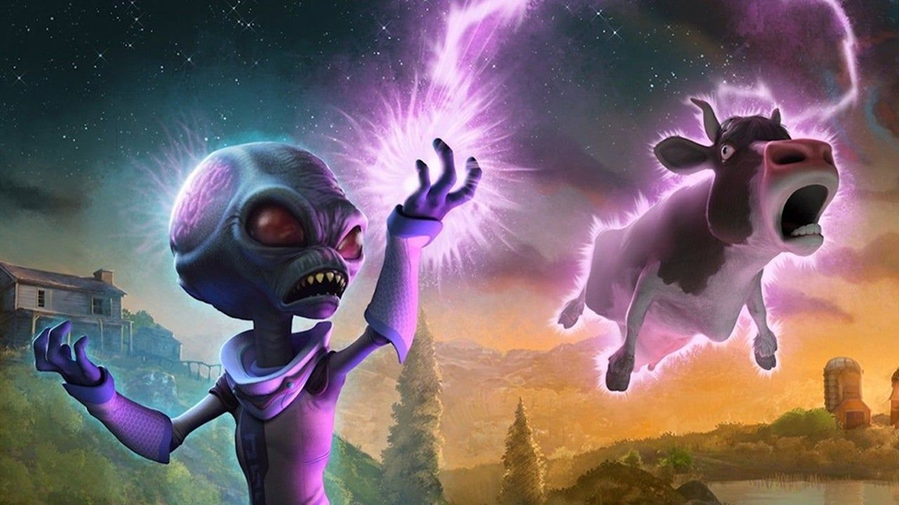 Destroy all humans remake the final preview nel 2020