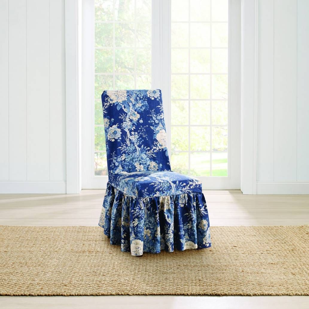 Astounding Product Image For Sure Fit Ballad Bouquet By Waverly Inzonedesignstudio Interior Chair Design Inzonedesignstudiocom