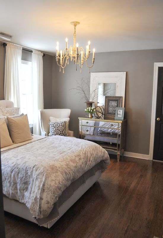 Gray Guest Bedroom In 40 Bedroom Ideas Home Home Bedroom Adorable Adult Bedroom Decor