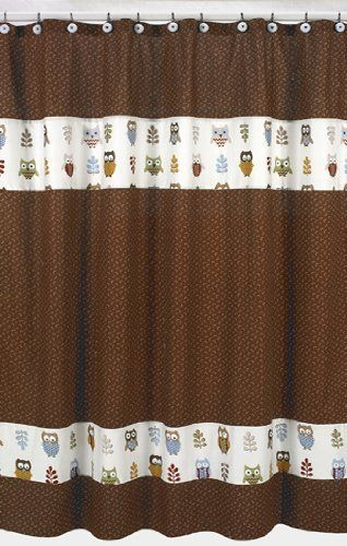 Pin By Nancy Fay On Baby Ideas Owl Bathroom Curtains
