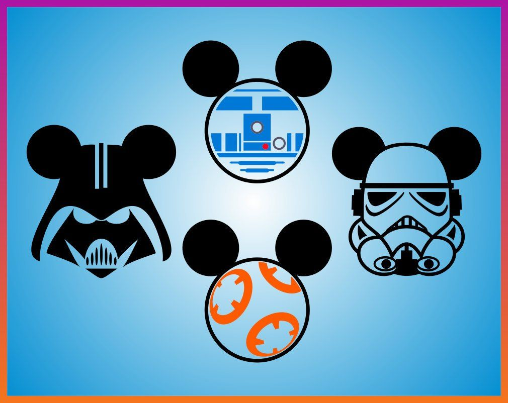 Darth Vader Annual Passholder Decal Available in Multiple Sizes /& Colors Regular or Mirror Cut Available