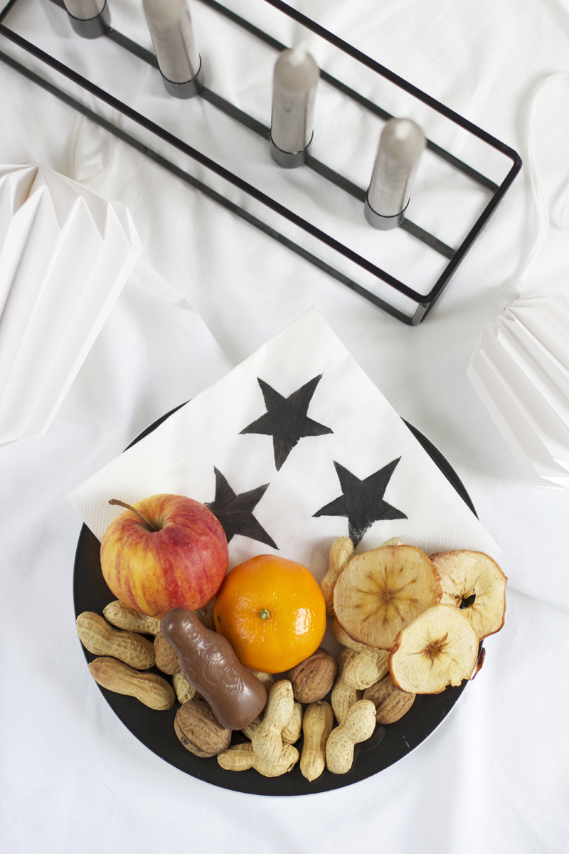 DIY: Kartoffeldruck für Gabenteller | we love handmade
