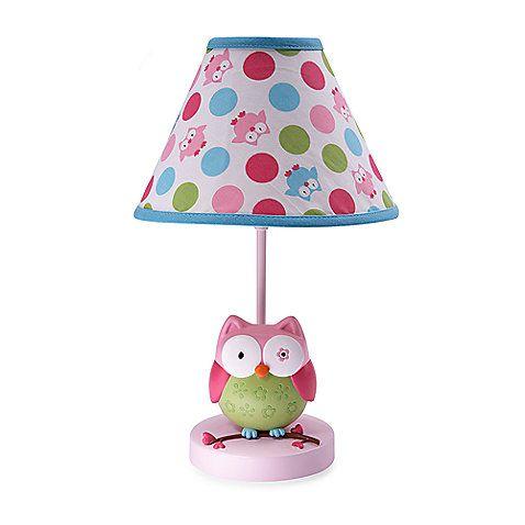 Taggies™ Owl Lamp & Shade | Owl theme ideas | Pinterest | Owl lamp