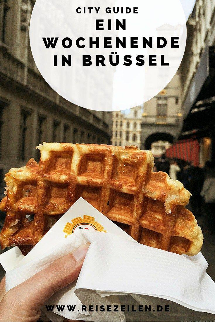 Brüssel Sehenswürdigkeiten & Green Guide für die belgische Metropole