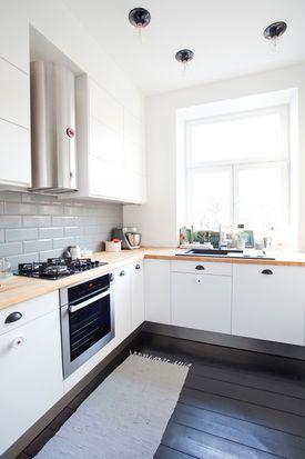 Kuchnia Skandynawska Eclectic Kitchen Home Kitchens Kitchen Decor