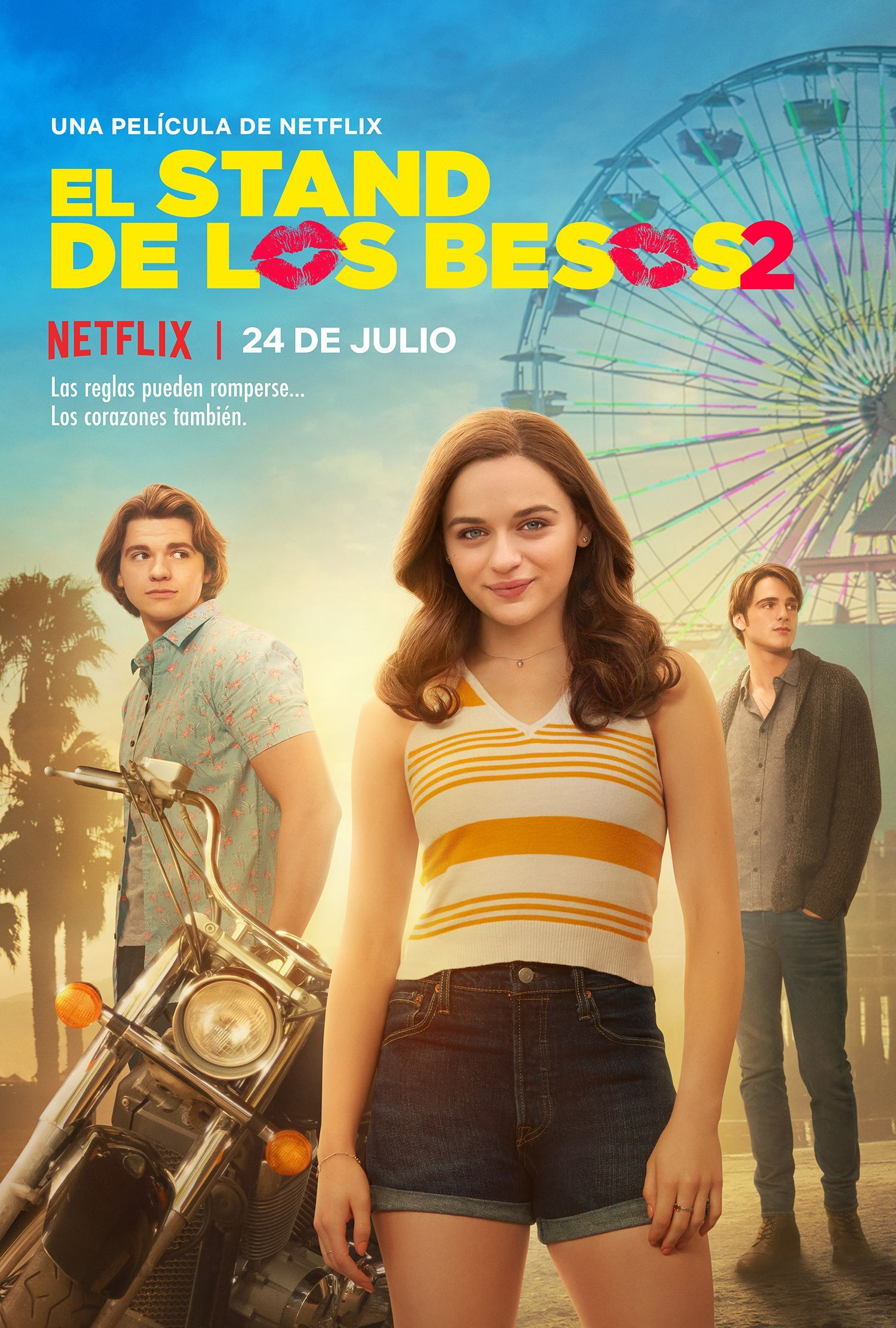 Https I Pinimg Com Originals 95 A6 97 95a697c2d72bf469b1c794b2bd8d150a Jpg Kissing Booth 2 Movie Joey King