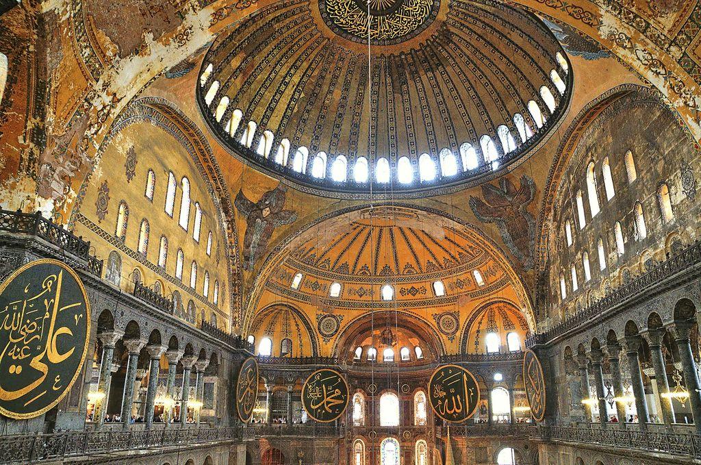 Istanbul Saint Sophia Cathedral Hagia Sophia Istanbul Hagia Sophia Istanbul