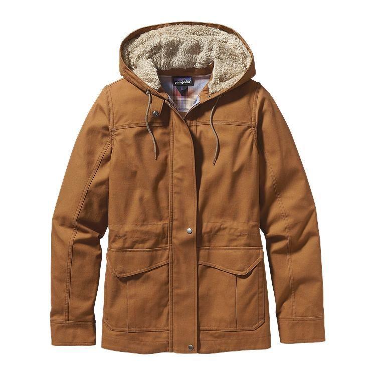 Patagonia Women\'s Prairie Dawn Jacket - Bear Brown BRBN - $179