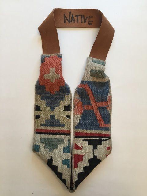 a native look turkish original necklace