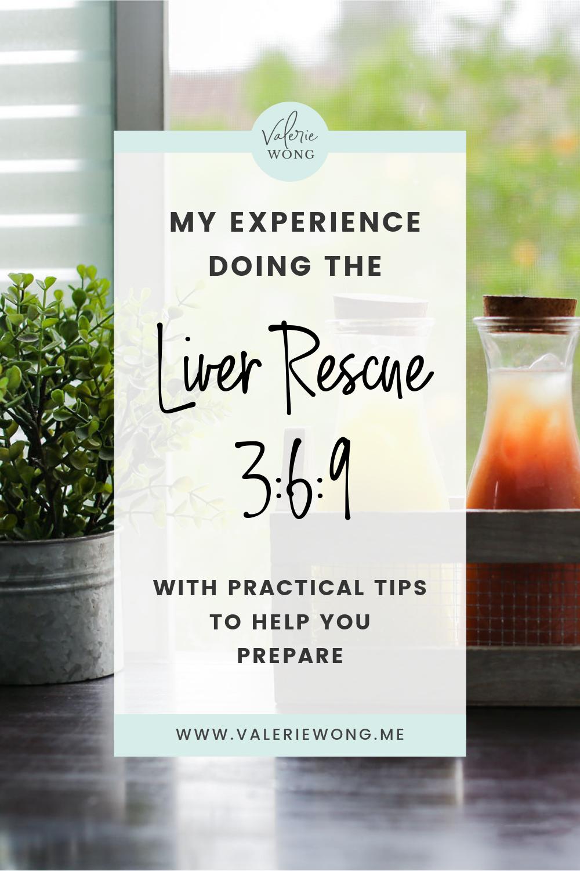 Liver Rescue 3 6 9  Meine Erfahrung und hilfreiche Tipps für eine erfolgreiche Reinigung  Liver Rescue 3 6 9  Meine Erfahrung und hilfreiche Tipps für eine erfo...