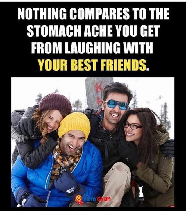 Haste Haste Pate Me Dard Ho Jata H Movie Love Quotes Friends