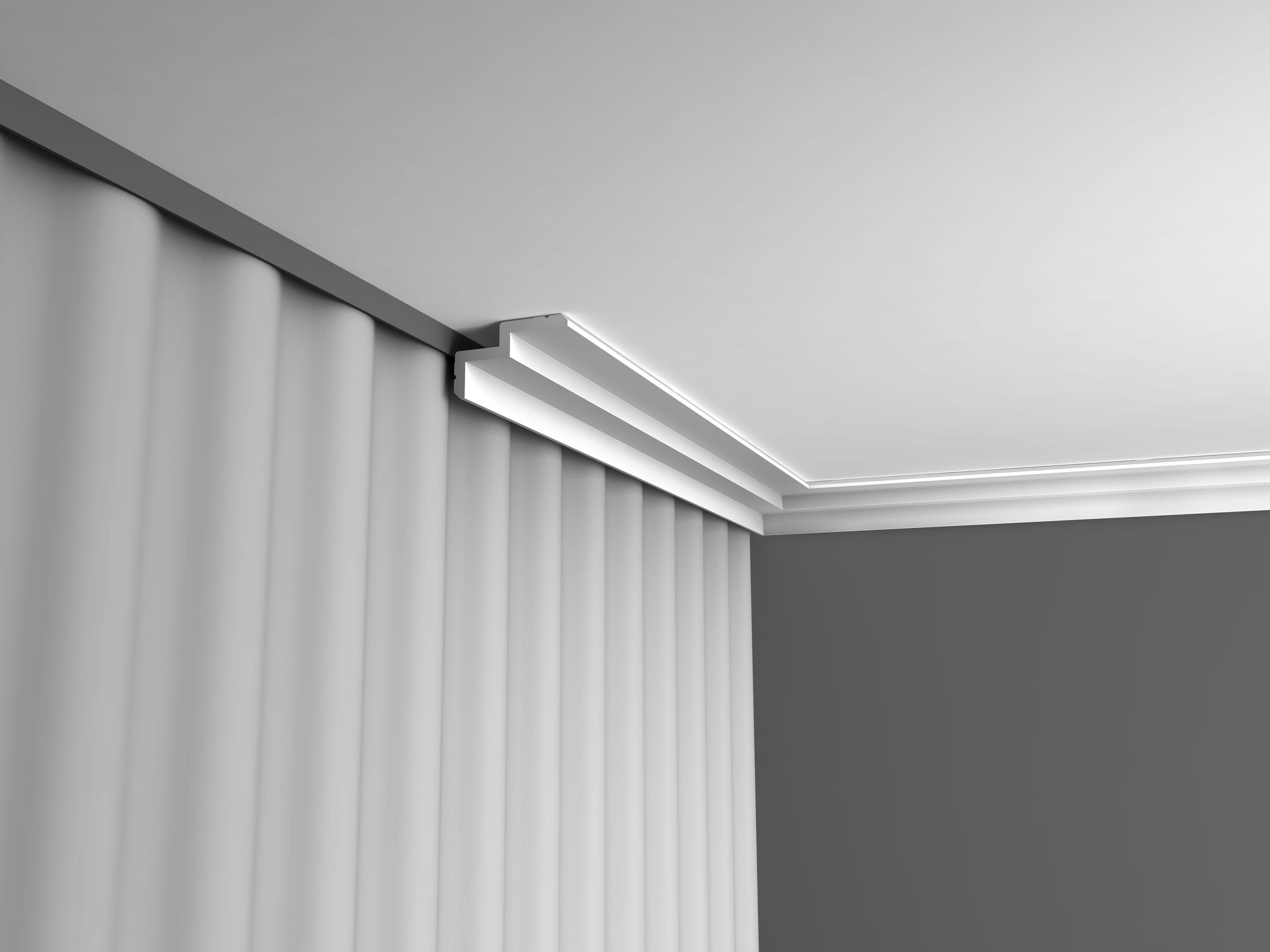 corniche plafond c390 boite a rideau
