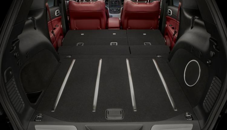 2018 Jeep Grand Cherokee Trackhawk Interior Trunk Jeep Grand Cherokee Jeep Tesla Model X
