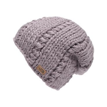 b0ea6f96d4347 The North Face Women s Chunky Knit Beanie Hat
