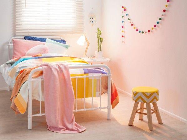 Mocka Sonata Bed - white