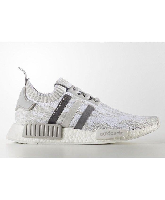 Adidas NMD Runner PK Grey By9865 Shoes | Adidas nmd