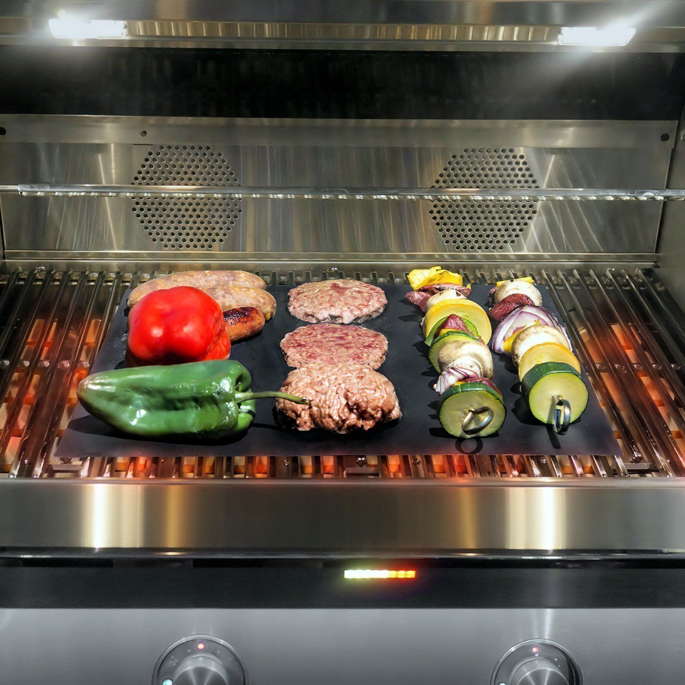 Pin On Silicone Baking Mat Bbq Cooking Kitchen Accessory