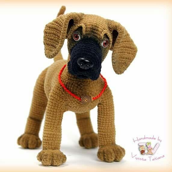 Perrito lindo   Grupo Amigurumi   Pinterest   Perros lindos, Globo y ...