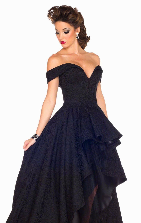 Vestidos de fiesta modelos exclusivos