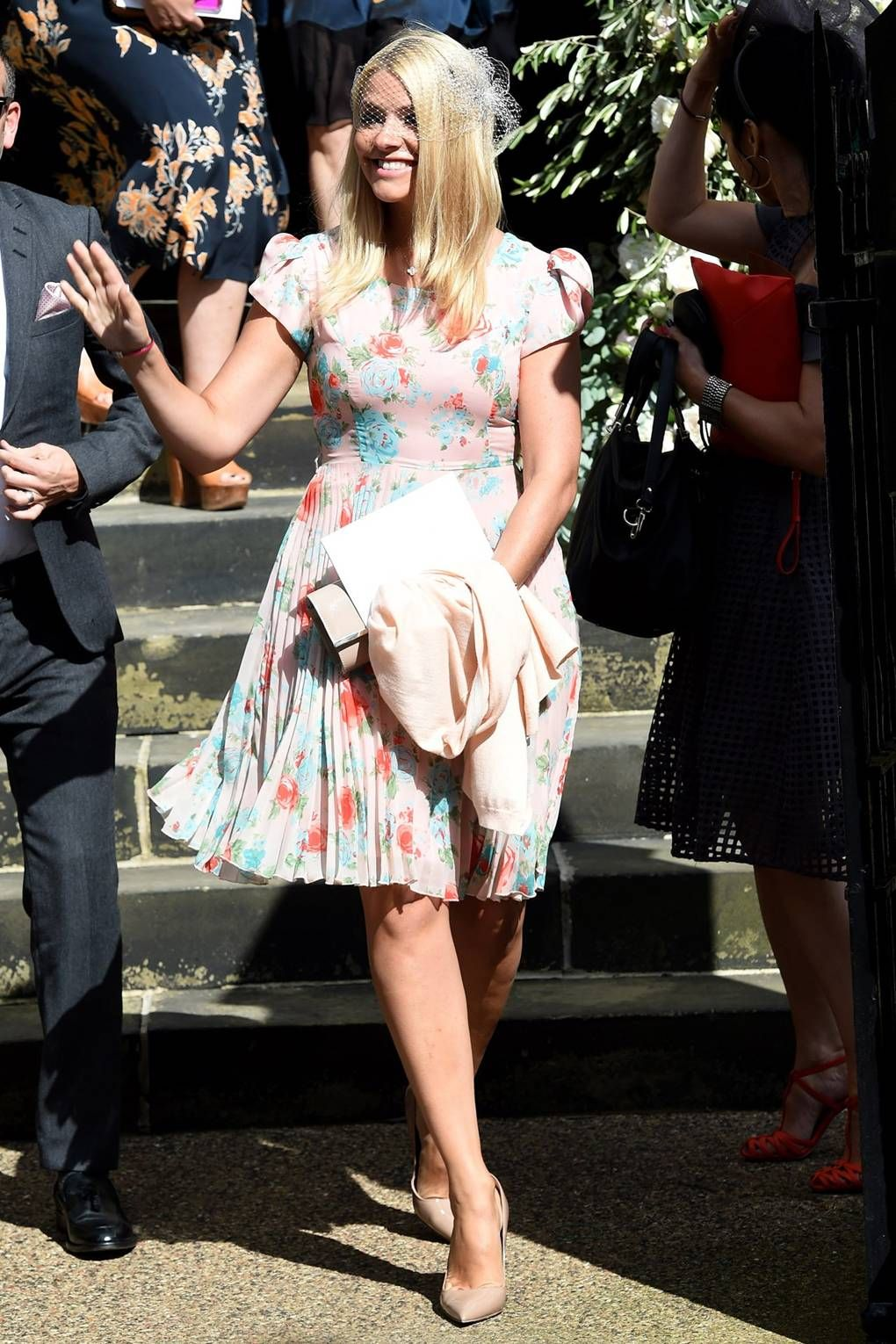 The Best Dressed Celebrity Wedding Guests Of 2018 With Images Wedding Guest Dress Pippa Middleton Wedding Dress Wedding Dress Trends