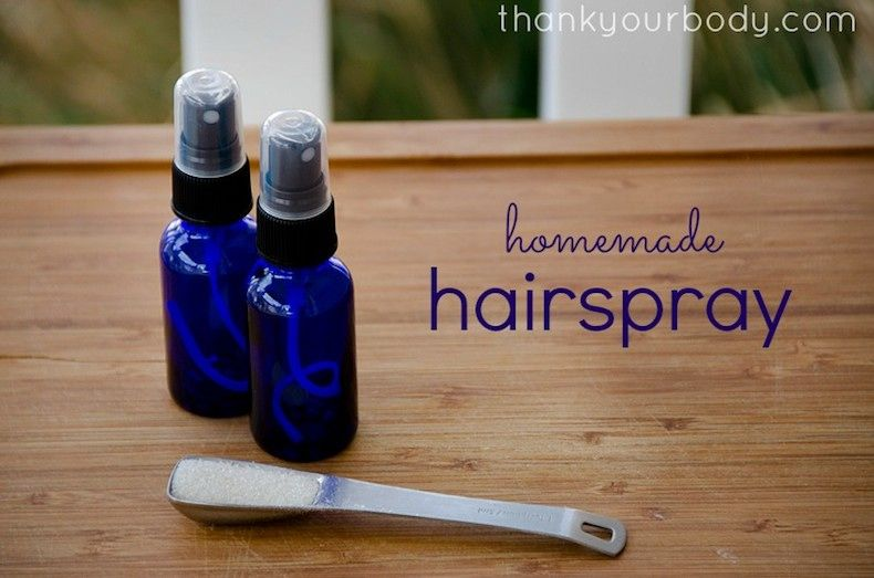 8 Easy Hair Product DIYs For The Shiniest Locks Of Your Life | Bustle
