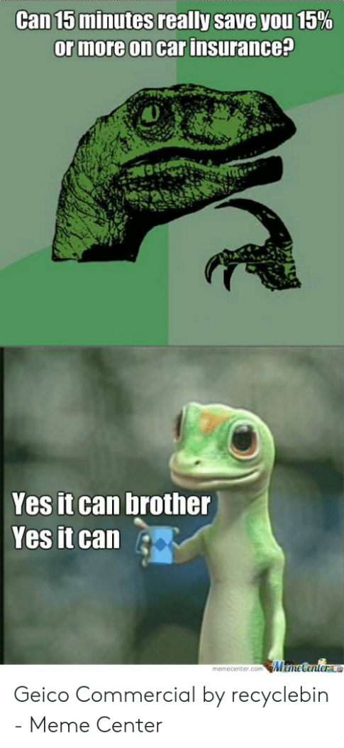 Insurance Geico Meme Will Be A Thing Of The Past And Heres Why