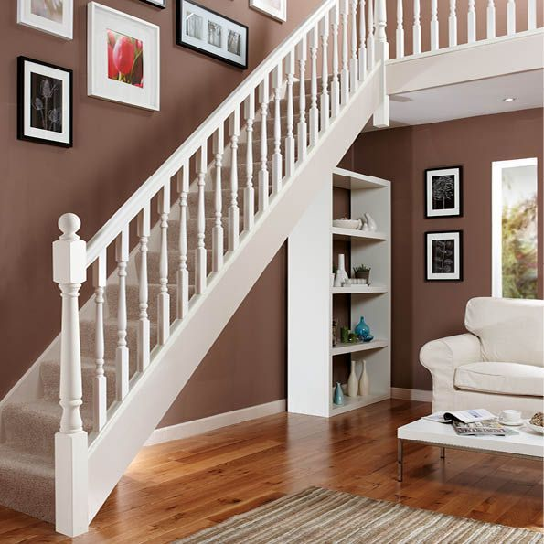 Colonial pine 41mm complete banister project kit banisters colonial pine 41mm complete banister project kit solutioingenieria Image collections