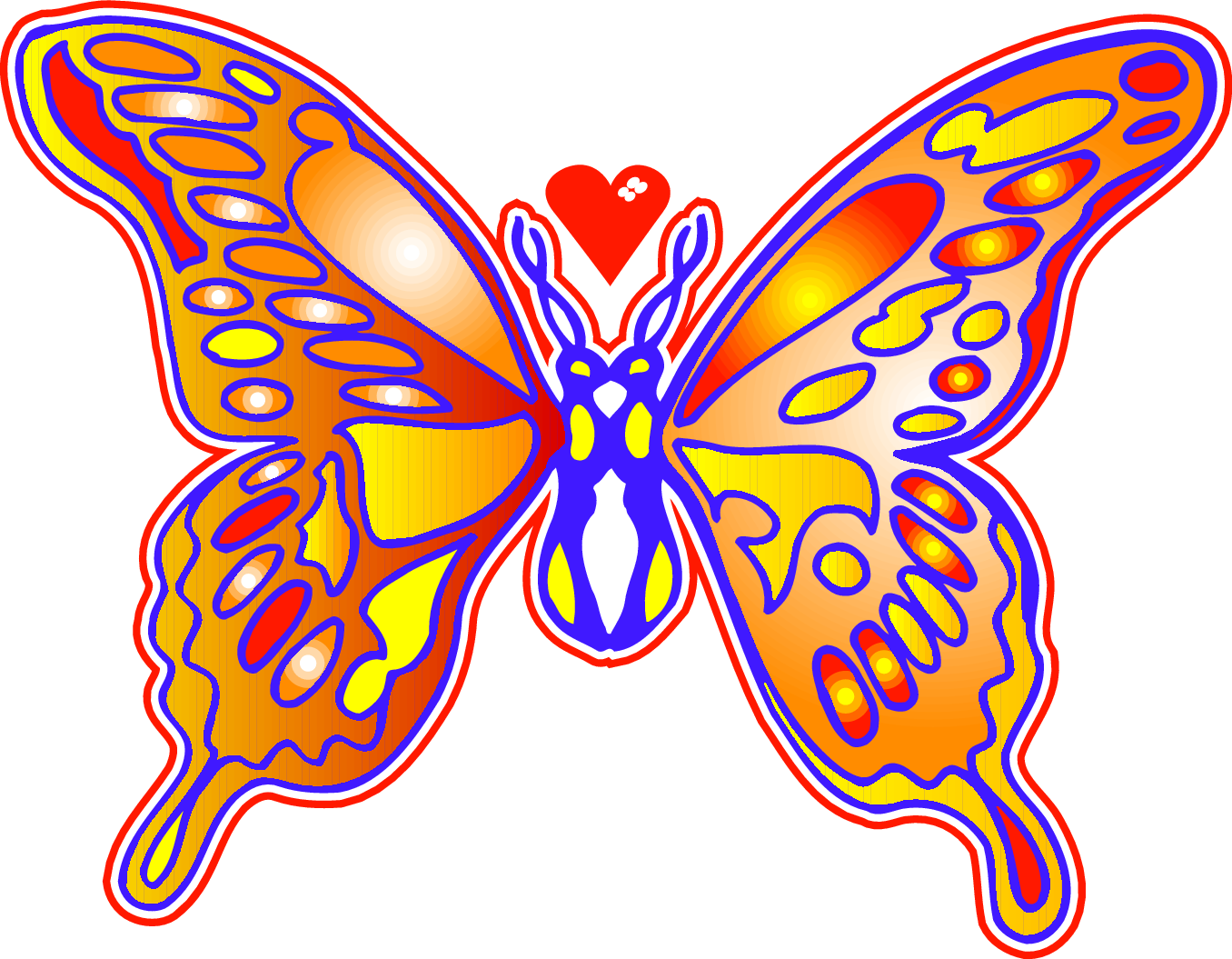 Free clip art by Linda Dugan on Spring and Flowers Clip