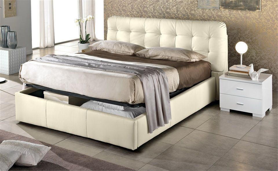 Letto Stone - Mondo Convenienza | Our Room \'deas | Pinterest ...