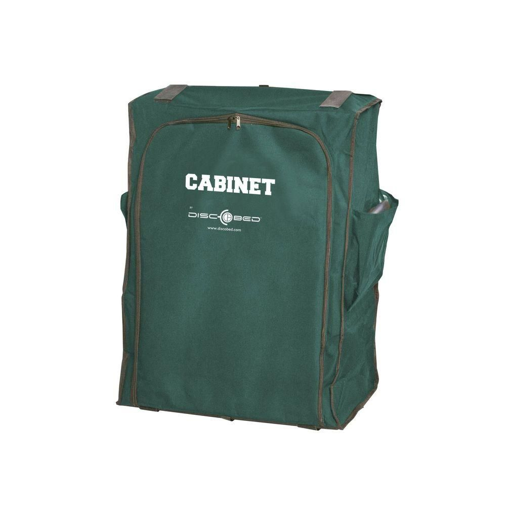 Cam o bunk in x in x in green camping cabinet pack