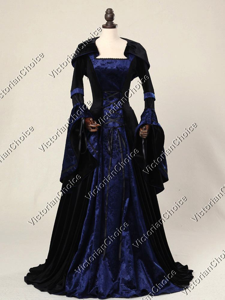 Medieval Renaissance Fairytale Lady Guinevere Winter