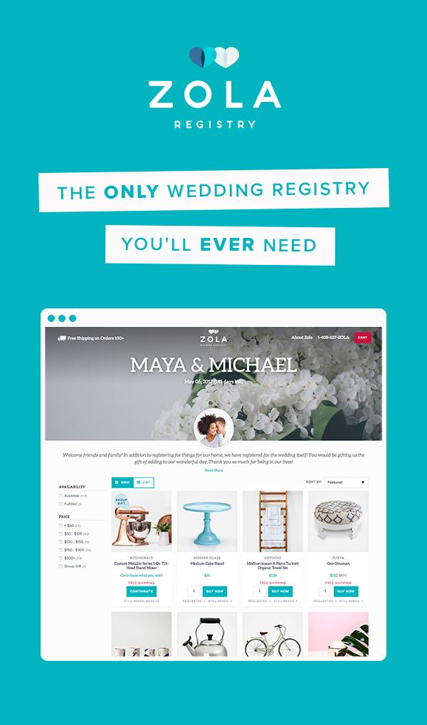 Youre Not Getting Married In The 1950s So Why Register Like You