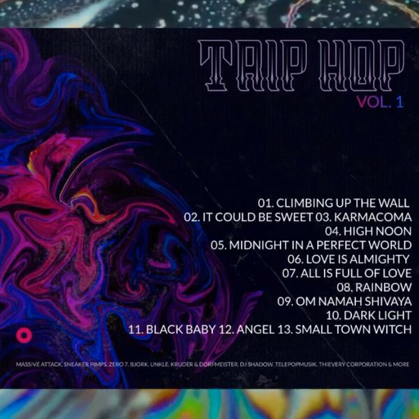 Welcome To The Trip Hop Compilation Vol I 01 Climbing Up The Walls 02 It Could Be Sweet 03 Karmacoma 04 High Noon 05 Light In The Dark Trip Hop Dj Shadow